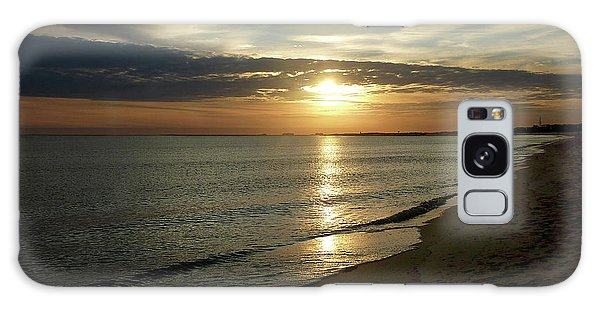 Sunrise In Norfolk Va Galaxy Case