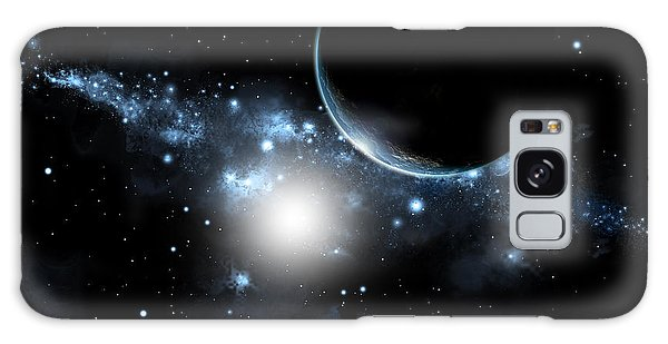 Sunrise In Space Galaxy Case