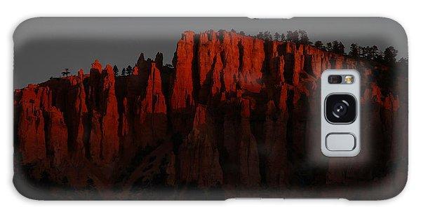 Sunrise In The Desert Galaxy Case by Menachem Ganon
