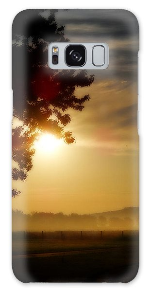 Conyers Galaxy Case - Sunrise In The Hills by Dale Conyers
