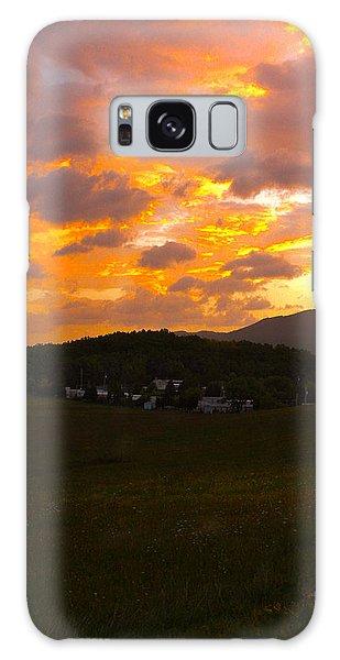 Sunrise In The Smokies Galaxy Case by Jeff Kurtz