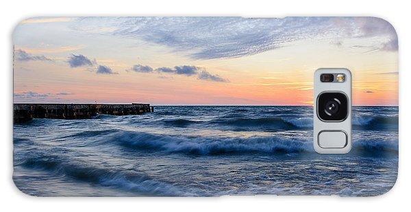 Sunrise Lake Michigan August 8th 2013  Galaxy Case