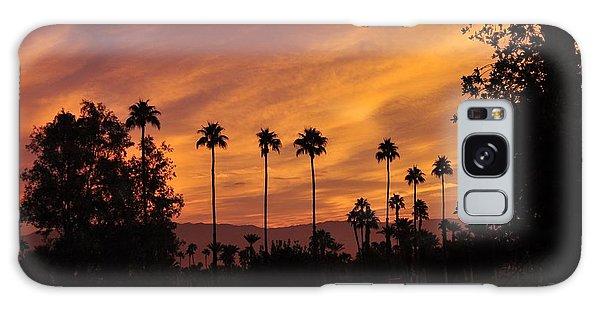 Sunrise Looking East Towards Mecca Galaxy Case
