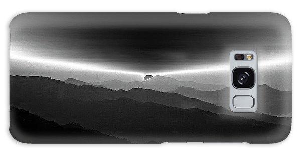 Layers Galaxy Case - Sunrise On The Anapurna by Yvette Depaepe