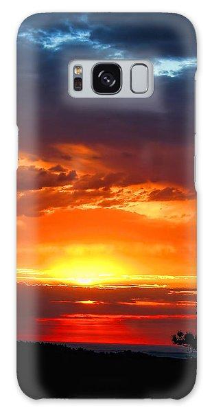 Sunrise Over Keystone Galaxy Case