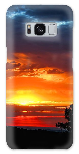 Sunrise Over Keystone Galaxy Case