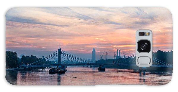 Sunrise Over London Galaxy Case