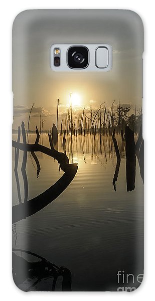 Sunrise Over Manasquan Reservoir II Galaxy Case
