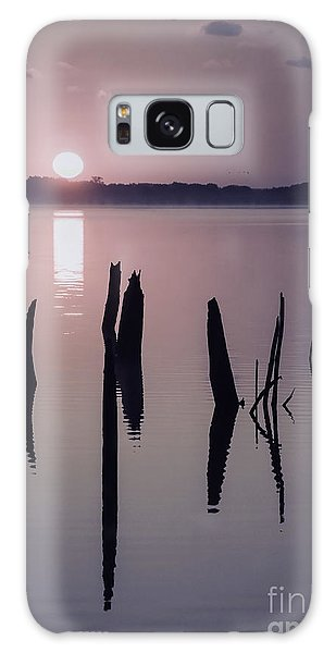Sunrise Over Manasquan Reservoir Iv Galaxy Case