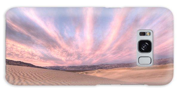 Contour Galaxy Case - Sunrise Over Sand Dunes by Juli Scalzi