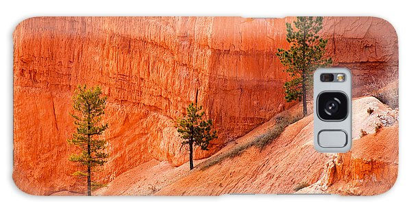 Sunrise Point Bryce Canyon National Park Galaxy Case
