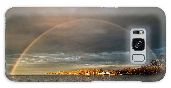 Sunrise Rainbow Galaxy Case