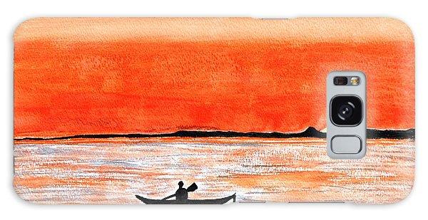 Sunrise Sail Galaxy Case by Sonali Gangane