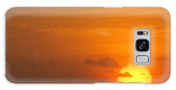 Sunrise Seaday Galaxy Case