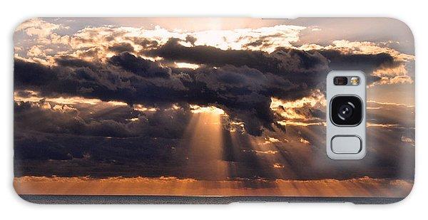 Sunrise Splendor Galaxy Case