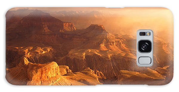 Chasm Galaxy Case - Sunrise View From Hopi Point Grand by Panoramic Images