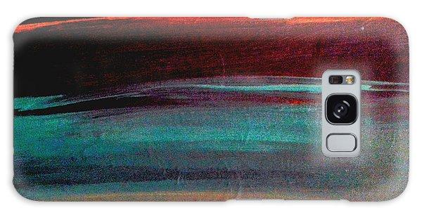 Sunset 1 Galaxy Case