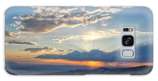 Sunset 101 Galaxy Case