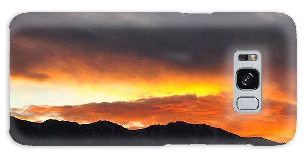 Sunset 12521 Galaxy Case