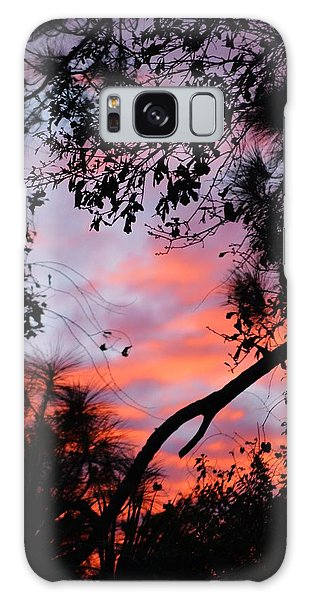 Sunset 16 Galaxy Case
