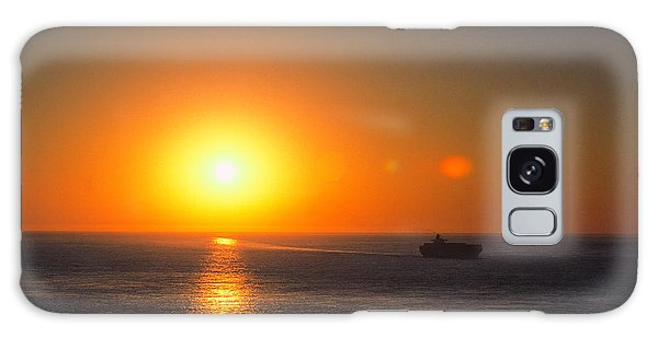 Sunset 2 Galaxy Case