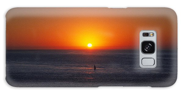 Sunset 3 Galaxy Case
