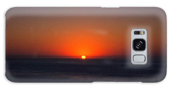 Sunset 4 Galaxy Case