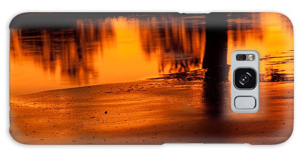 Sunset After Rain Galaxy Case