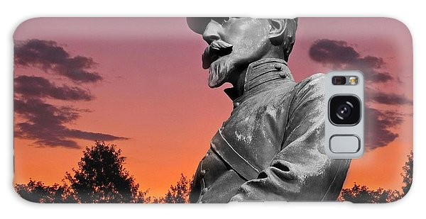 Sunset At Gettysburg  Galaxy Case
