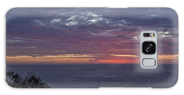 Sunset At Margaret River Galaxy Case