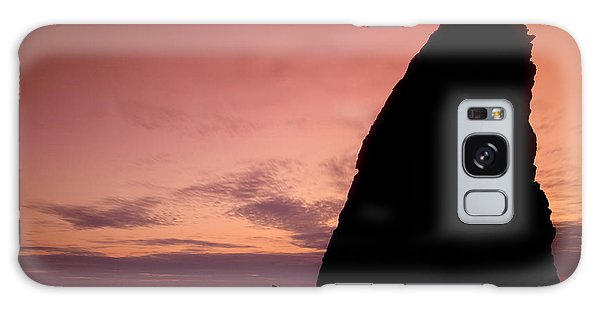 Sunset At Rialto Beach Galaxy Case