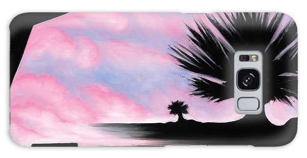 Sunset Boulevard Dreams Galaxy Case