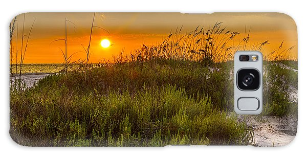 Sunset Dunes Galaxy Case by Marvin Spates