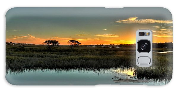 Sunset Galaxy Case by Ed Roberts