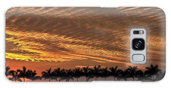 Sunset Florida Galaxy Case