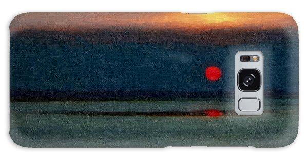 Galaxy Case featuring the photograph Sunset by Gerlinde Keating - Galleria GK Keating Associates Inc
