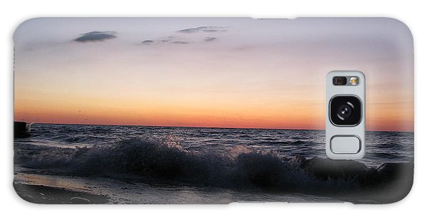 Sunset II Galaxy Case by Michael Krek
