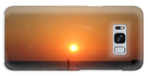 Sunset In Captiva Galaxy Case