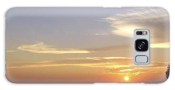 Sunset In Charleston Galaxy Case
