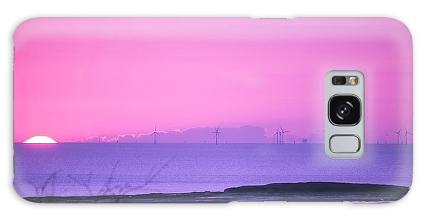 Sunset Galaxy Case by Spikey Mouse Photography