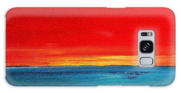 Sunset 2012 Galaxy Case