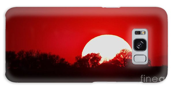 Sunset May Galaxy Case