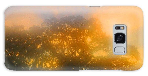 Sunset Mocks Sunrise Galaxy Case