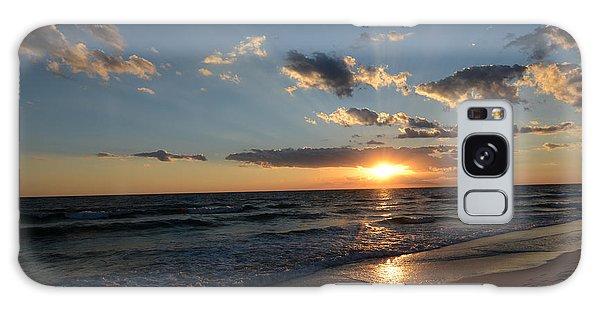 Sunset On Alys Beach Galaxy Case
