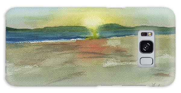 Sunset On Hilton Head Island Galaxy Case