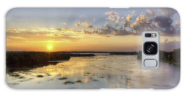 Sunset On The Ashley Galaxy Case