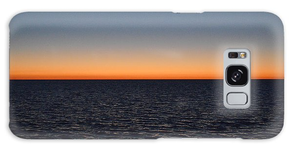 Sunset On The Gulf Galaxy Case