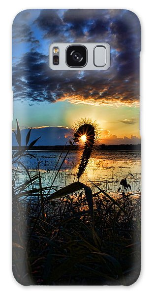 Sunset Over The Refuge Galaxy Case
