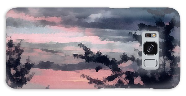 Sunset Skies Galaxy Case by Gerry Bates