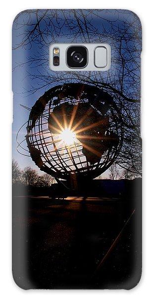 Sunset Through The Unisphere Galaxy Case